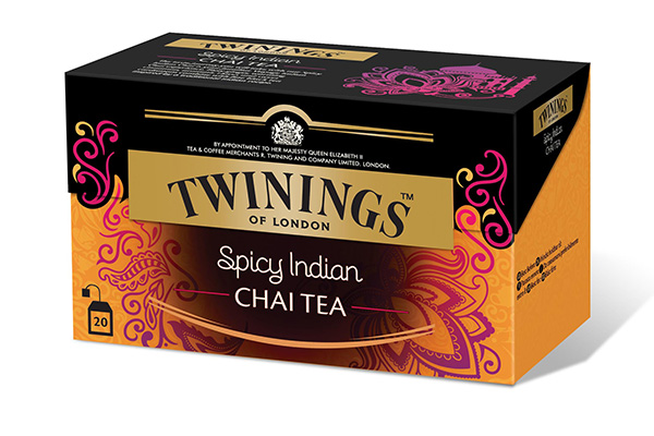 Spicy Indian Chai 20p
